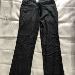 Ecru - Long Work Pants